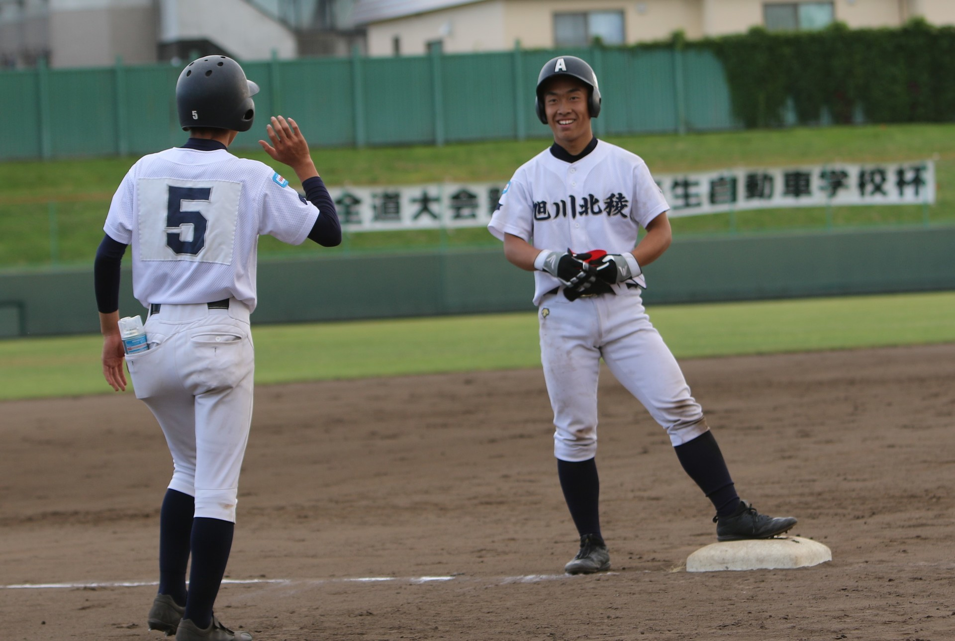 秋季道大会リーグ戦より=23日、札幌麻生球場 (16).jpg
